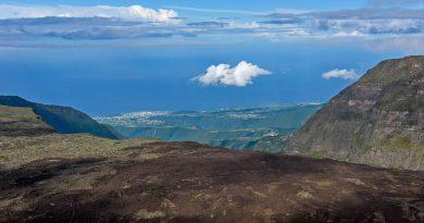 La Réunion, l'île des phénomènes naturels