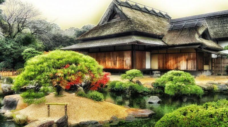 Okayama au Japon, au coeur de la campagne